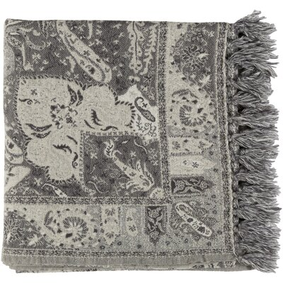 Freese Wool Throw Blanket