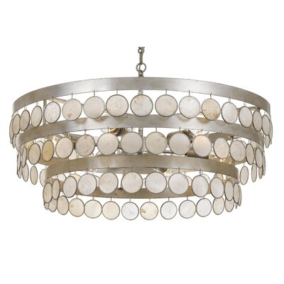 Dharamendra 6-Light Drum Chandelier