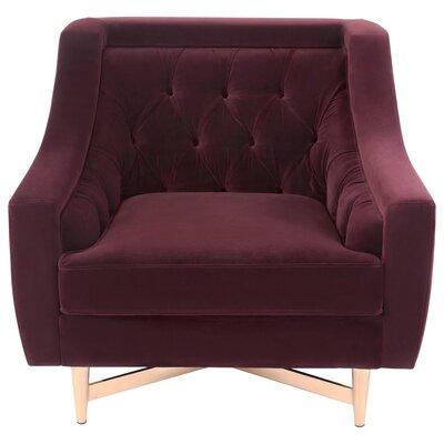 Bungalow Rose Dhawan Barrel Chair