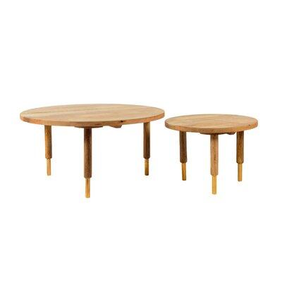 Caresse 2 Piece Coffee Table Set