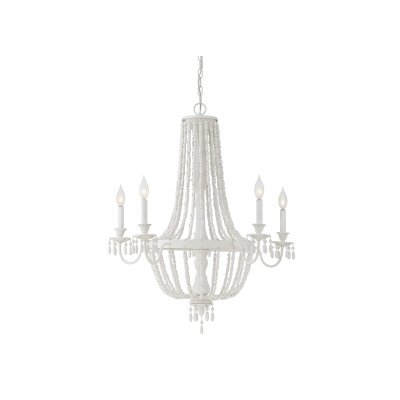 Purmerend 5-Light Empire Chandelier