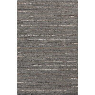 Hali Hand-Woven Area Rug Rug size: 33 x 53