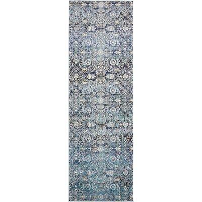 Koury Area Rug Rug Size: Runner 22 x 67