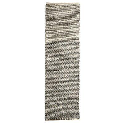 Ewing Hand-Woven Gray Melange Area Rug
