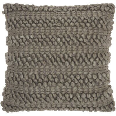 Prony Woven Stripes Jute Throw Pillow