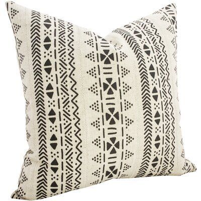 Hector Linen Throw Pillow