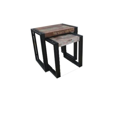 Chanler 2 Piece Rectangular Nesting Tables