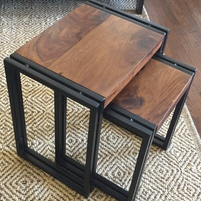 Chanler 2 Piece Nesting Tables