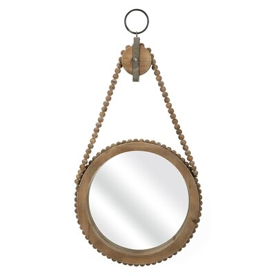 Stylish Wooden Mirror