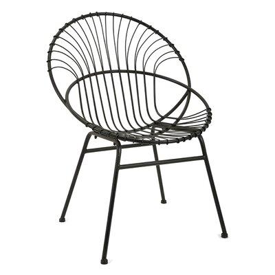 Burnett Reserve Iron Side Chair