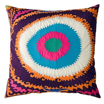 Edam Cotton Throw Pillow