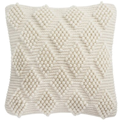 Lowe Diamond Loop Throw Pillow