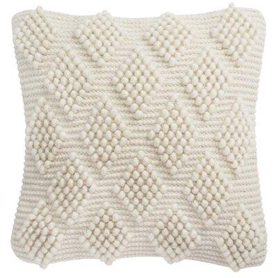 Lowe Diamond Loop Throw Pillow