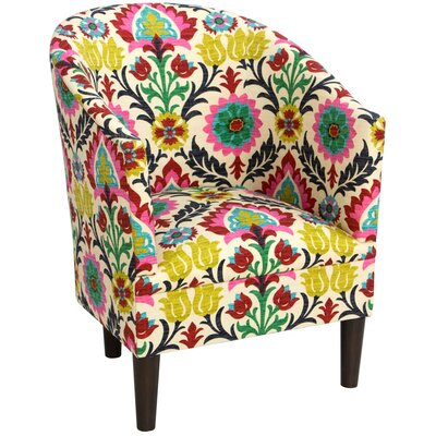 Diana Barrel Chair Upholstery: Santa Maria Desert Flower