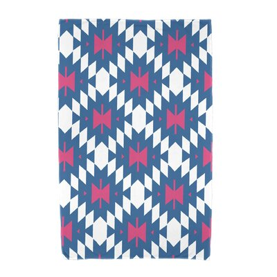 Willa Jodhpur Kilim 2 Beach Towel Color: Blue