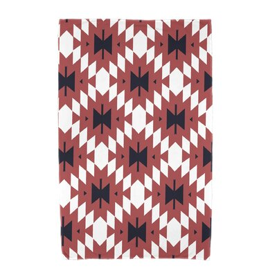 Willa Jodhpur Kilim 2 Beach Towel Color: Coral