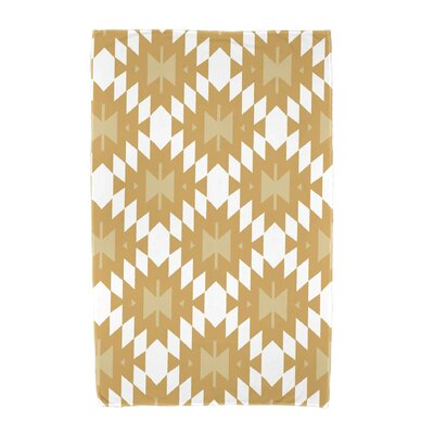 Willa Jodhpur Kilim Geometric Print Beach Towel
