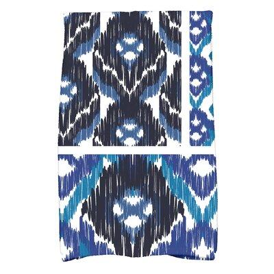 Willa Hand Towel Color: Navy Blue