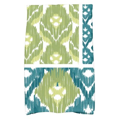 Willa Hand Towel Color: Teal