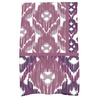 Willa Hand Towel Color: Purple
