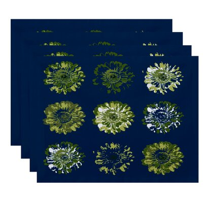 Willa Floral 2 Print Placemat