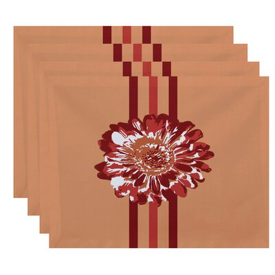 Willa Flower Child 2 Floral Print Placemat