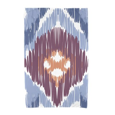 Willa Original Beach Towel Color: Blue/Purple