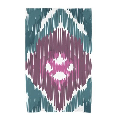 Willa Original Beach Towel Color: Teal