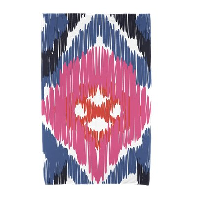 Willa Original Beach Towel Color: Blue