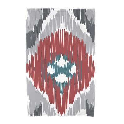 Willa Original Beach Towel Color: Gray