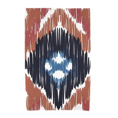 Willa Original Beach Towel Color: Coral