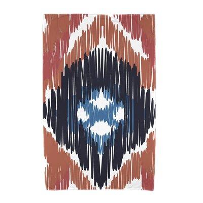 Willa Original Beach Towel Color: Coral