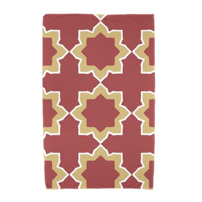 Willa Bohemian 2 Beach Towel Color: Coral