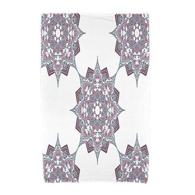 Willa Beach Towel Color: Purple