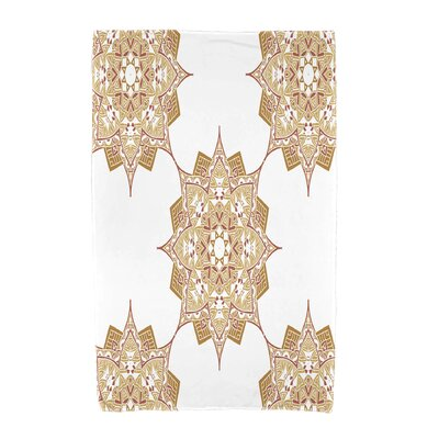 Willa Beach Towel Color: Gold