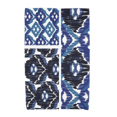 Willa Free Spirit Beach Towel Color: Navy Blue