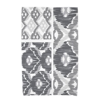 Willa Free Spirit Beach Towel Color: Gray