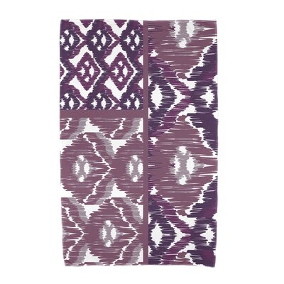 Willa Free Spirit Beach Towel Color: Purple
