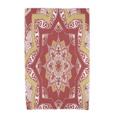 Willa Beach Towel Color: Coral