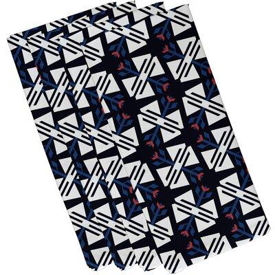 Willa Jodhpur Geometric Print Napkin