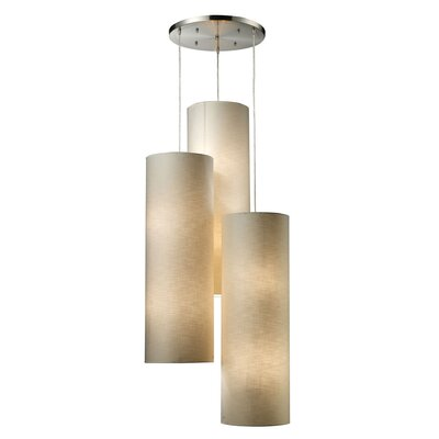 Maloof 12 LED Integrated Bulb Island Pendant