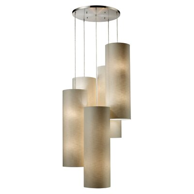 Maloof 20 LED Integrated Bulb Kitchen Island Pendant