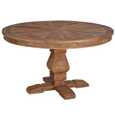 Leyva Dining Table Size: 30'' H x 53'' W x 53'' D