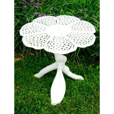 Oosterhout Garden Table Finish: White