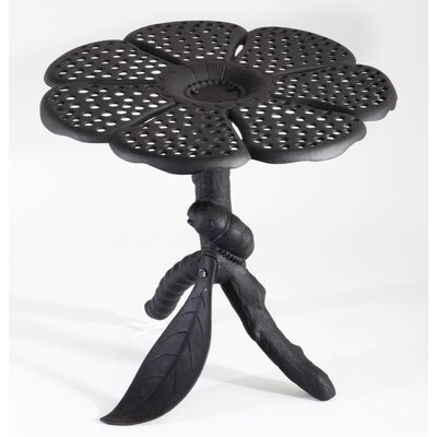 Butterfly Garden Table Finish: Black