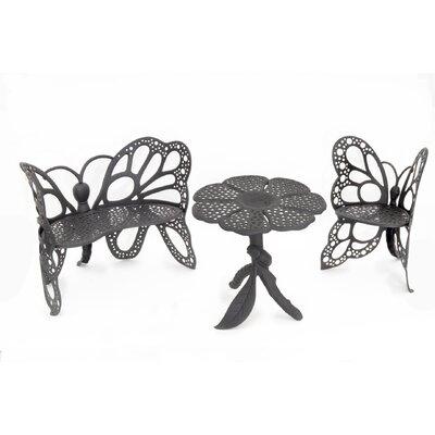 Butterfly Garden Conversation Set