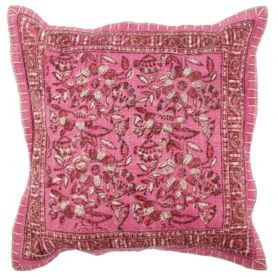 Darnell 100% Cotton Square Throw Pillow