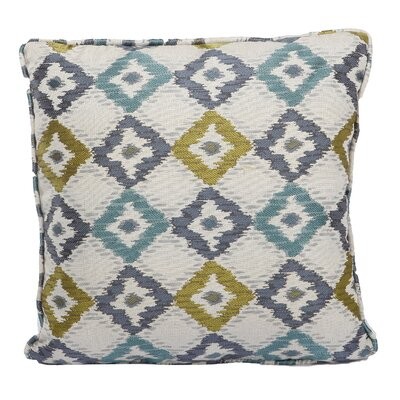 Nantan Jacquard Woven Throw Pillow (Set of 2)
