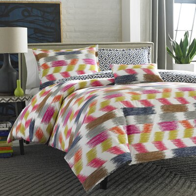 Mandujano Reversible Duvet Cover Set