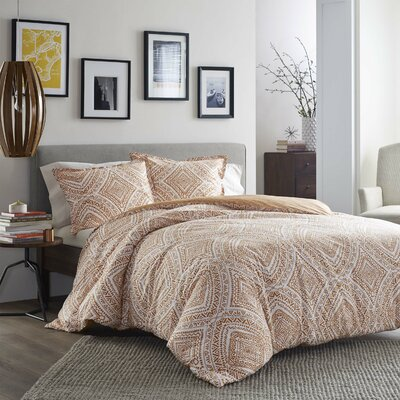 Cooley 3 Piece Comforter Set Size: Twin